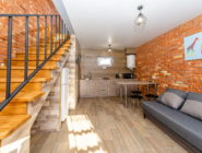 Номер «Апартаменты» двухуровневый