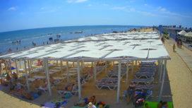 Генгорка — пляж и Азовское море