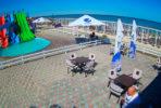 Веб-камера в Генгорке: водная горка курорта «Арабатка»