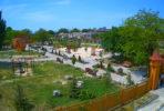 Веб-камера в Счастливцево: центральный парк