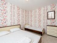 Номер «Апартаменты» 4-х местный с одной спальней
