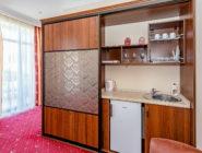 Номер 3-х местный с мини-кухней и балконом