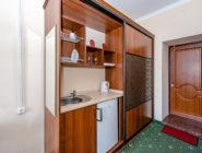Номер 2-х местный с мини-кухней без балкона