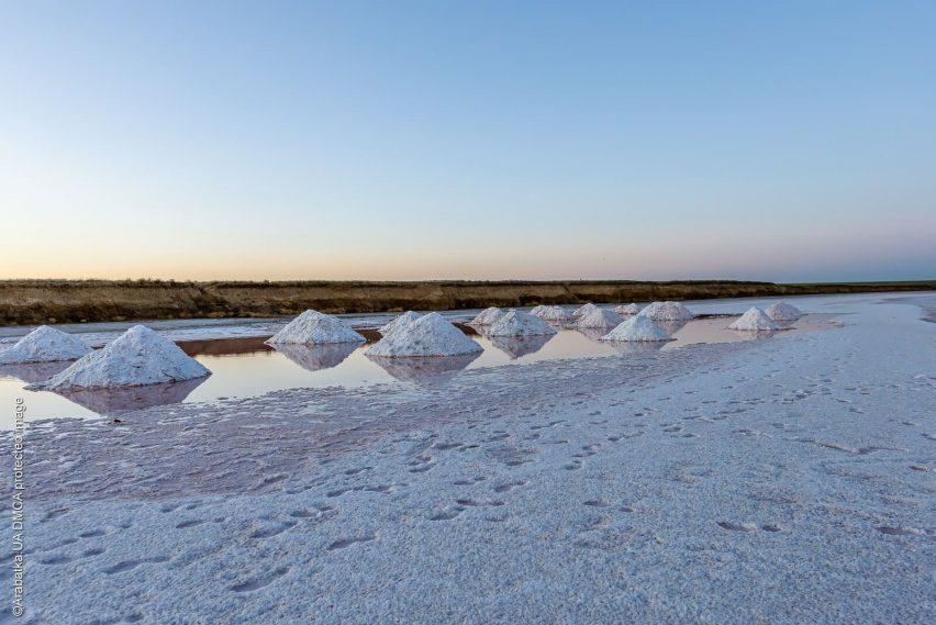 Кагаты соли в начале августа