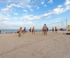 Волейбол в Счастливцево