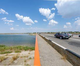 Автомобильный мост через пролив «Тонкий»