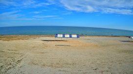 Веб-камера на городском пляже Геническа