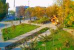 Веб-камера в Геническе: Аллея Сказок