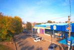 Веб-камера в Геническе: супермаркет АТБ