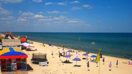 Пляж «Чайка-2» в Счастливцево