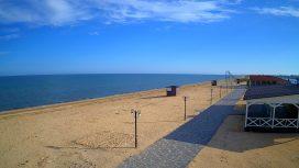 Веб-камера Счастливцево — море и набережная