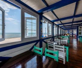 АРАБАТСКАЯ СТРЕЛКА: базы отдыха, отели и пансионаты с ПИТАНИЕМ — Азовское море