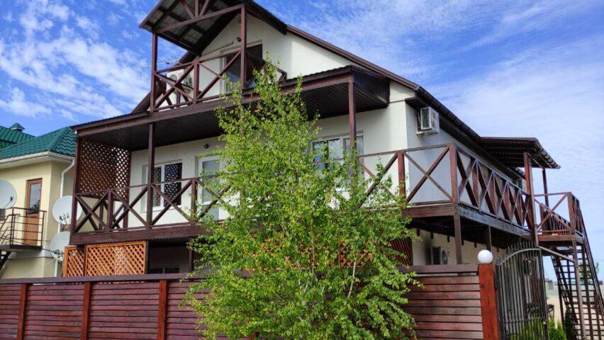 Гостевой дом «Набережная-32»