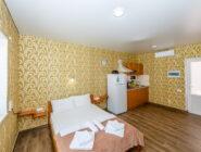 Номер «Апартаменты» 2-х местный однокомнатный, 2-3 этажи